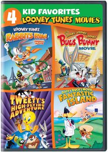 4 Kid Favorites: Looney Tunes Movies