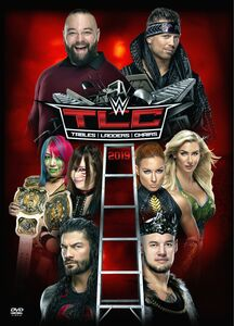 WWE: TLC: Tables, Ladders And Chairs 2019