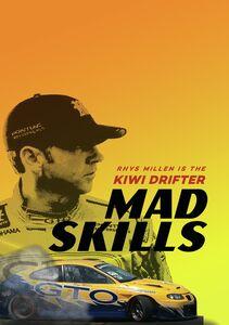 Mad Skills: Drifting With Rhys Millen