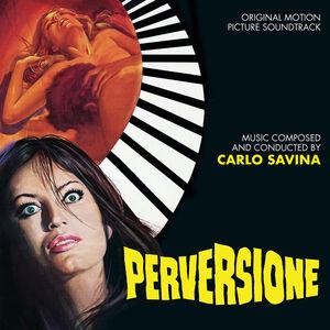 Perversione (Diary of a Murderess) /  Stress (Original Soundtrack) [Import]