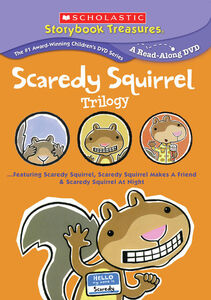 Scaredy Squirrel Trilogy
