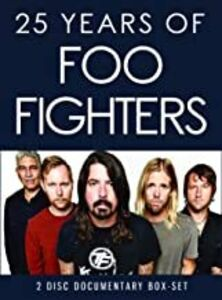 25 Years Of The Foo Fighters