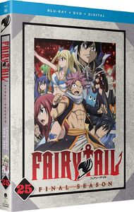 Fairy Tail Final Season - Part 25
