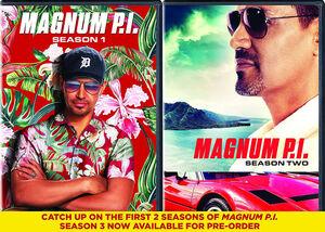 Magnum P.I.: Seasons 1 & 2