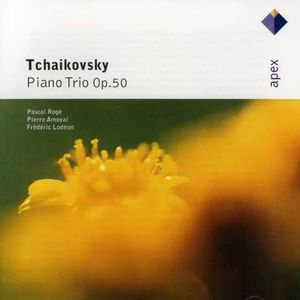 Tchaikovsky: Pno Trio Op 50