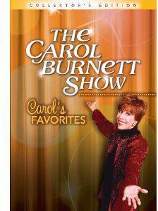 The Carol Burnett Show: Carol's Favorites (6 Discs)