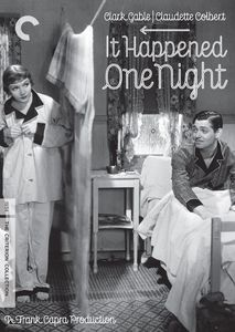 It Happened One Night (Criterion Collection)