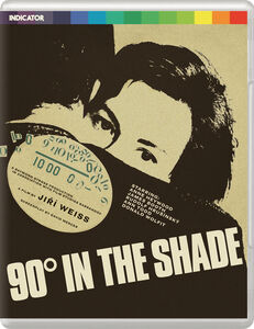 90 Degrees in the Shade [Import]