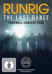 Last Dance: Farewell Concert Film [Import]