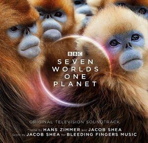 Seven Worlds One Planet (Original Television Soundtrack)
