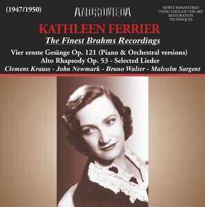 Finest Brahms Recordings