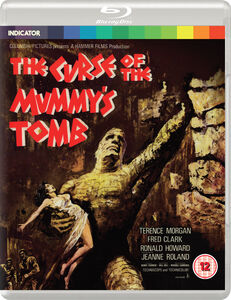 The Curse of the Mummy's Tomb [Import]