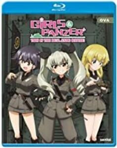 Girls Und Panzer: This Is The Real Anzio
