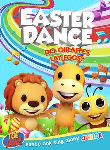 Easter Dance: Do Giraffes Lay Eggs?