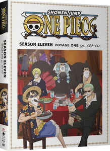 One Piece: Season Eleven, Voyage One