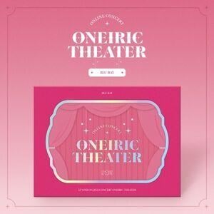Iz*One Online Concert [Oneiric Theater] (incl. 2 Blu-Ray, Music CD,140pg Photobook, 12pc Photocard Set, 12pc Mini Poster Set + 12pcBookmark Set) [Import]