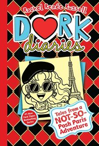 DORK DIARIES 15 TALES FROM A NOT SO POSH PARIS