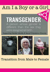 Am I A Boy of Girl Featuring Gayle Roberts - Transition from Male to Female