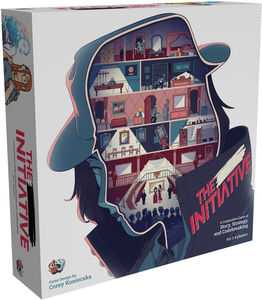 INITIATIVE COOPERATIVE GAME OF STORY, STRATEGY
