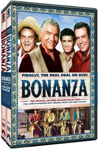 Bonanza: The Official Second Season Volumes 1 & 2