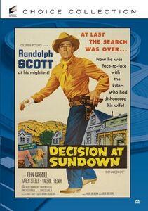Decision at Sundown