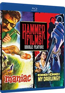 Hammer Films Double Feature (Maniac /  Die! Die! My Darling!)