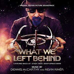 "What We Left Behind: Looking Back at ""Star Trek: Deep Space Nine"" (Original Motion Picture Soundtrack)"