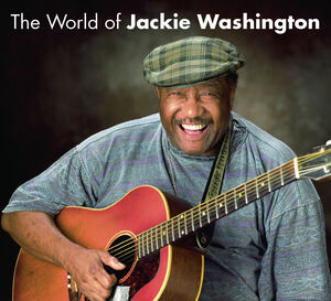 The World Of Jackie Washington