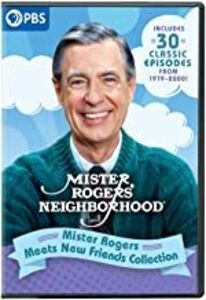 - Mister Rogers' Neighborhood: Mister Rogers Meets New Friends Collection