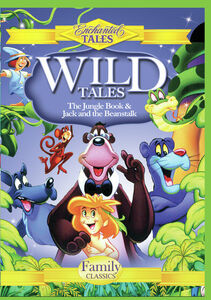 Wild Tales: Jungle Book And Jack And The Beanstalk