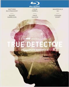 True Detective: The Complete Seasons 1-3