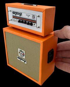 ORANGE MINI STACK GUITAR AMP REPLICA COLLECTIBLE
