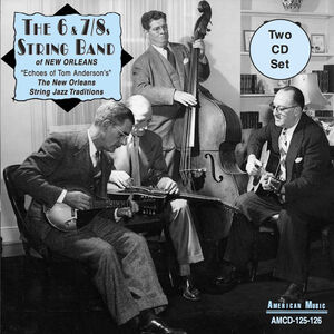 Echoes Of Tom Anderson's: The New Orleans String Jazz