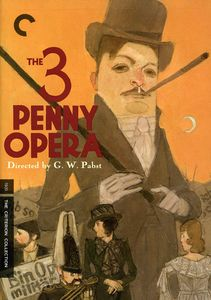 Criterion Collection: The Threepenny Opera [Subtitled] [B&W] [Full Sc reen]