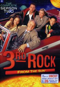 3rd Rock From The Sun: Complete Season 2