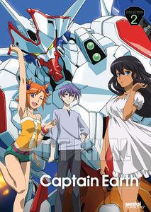 Captain Earth Collection 2