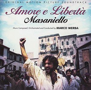 Amore E Liberta Masaniello (Original Soundtrack) [Import]