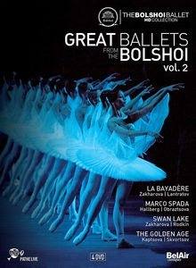 Great Ballets from the Bolshoi 2