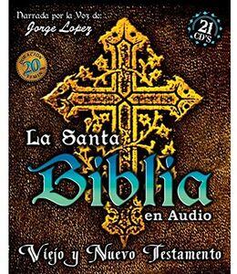 LA SANTA BIBLIA (EN AUDIO)