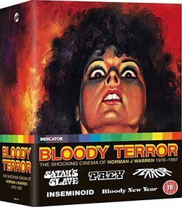 Bloody Terror: The Shocking Cinema of Norman J. Warren 1976-1987 [Import]