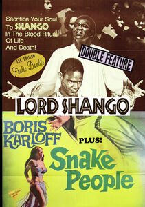 Lord Shango/ Isle Of The Snake People