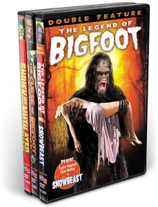 Bigfoot Movie Collection