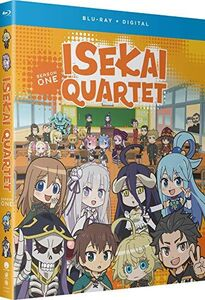 Isekai Quartet: Season One