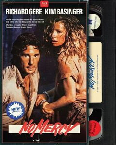 No Mercy (Retro VHS Packaging)