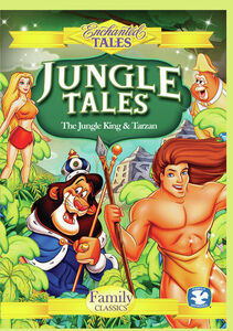 Jungle Tales: Tarzan And Jungle King