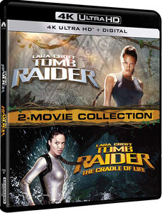 Lara Croft: Tomb Raider: 2 Movie Collection