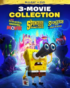 The SpongeBob 3-Movie Collection