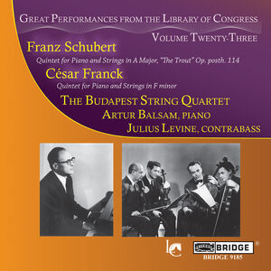 Great Performances from the Library of Congress 23