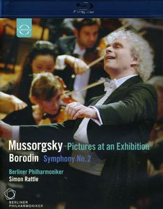 Pictures at An Exhibition /  Symphony No 2