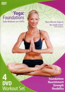 Yoga Foundations (4 DVD)